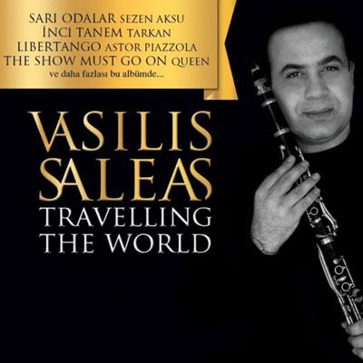 Vassilis Saleas - Travelling The World (2013)