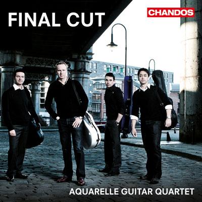 Aquarelle Guitar Quartet - Final Cut: Film Music For Four Guitars (2012)