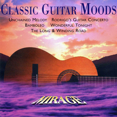دانلود آلبوم « مود گیتار کلاسیک » برای لحظاتی آرام و دلنشین