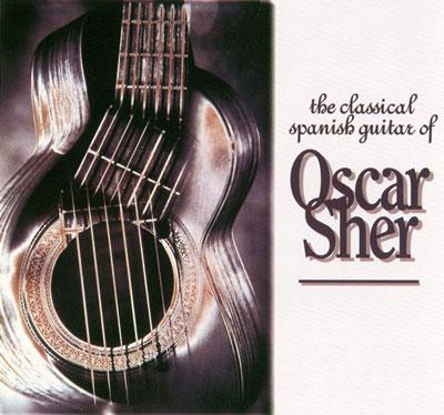 دانلود گیتار اسپانیایی کلاسیک با اجرای فوق العاده اسکار شر