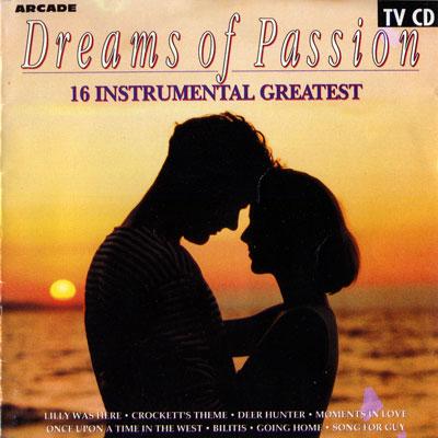 رویاهای عشق همراه با 16 آهنگ بی کلام ماندگار تاریخ