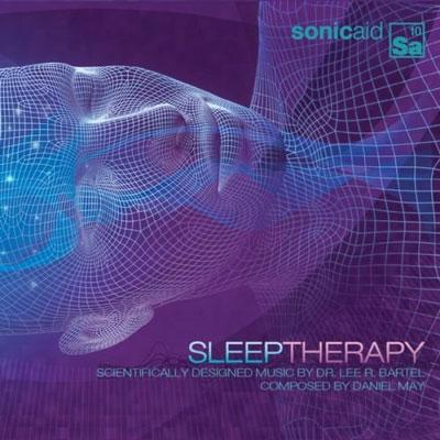 موسیقی برای خواب درمانی کاری از دنیل می و دکتر لی آر. بارتل