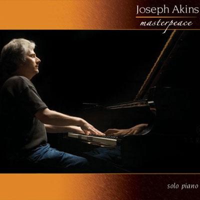 تکنوازی پیانو بسیار زیبای جوزف آکینز در آلبوم « شاهکار »