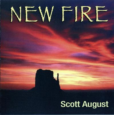 فلوت بومی زیبایی از اسکات آگوست در آلبوم « آتش تازه »