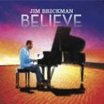 پیانو آرامش بخش و دوست داشتنی جیم بریکمن در آلبوم باور