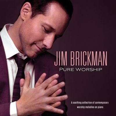 تکنوازی پیانو زیبای جیم بریکمن در آلبوم عبادت خالص
