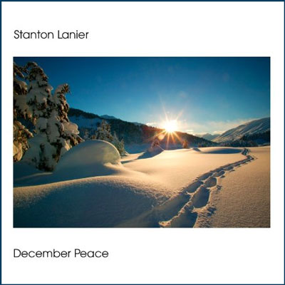 پیانو دلنشین و تسکین دهنده استانتون لانیر در آلبوم آرامش دسامبر