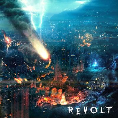 اوج هیجان و حماسه در اثری از ساب پاب موزیک با عنوان شورش