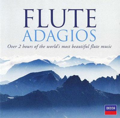 آداجیوهای فلوت : مجموعه ایی زیباترین فلوت های کلاسیک دنیا