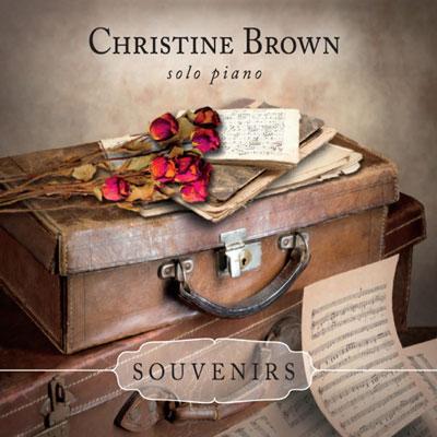تکنوازی پیانو الهام بخش کریستین براون در آلبوم « سوغاتی »