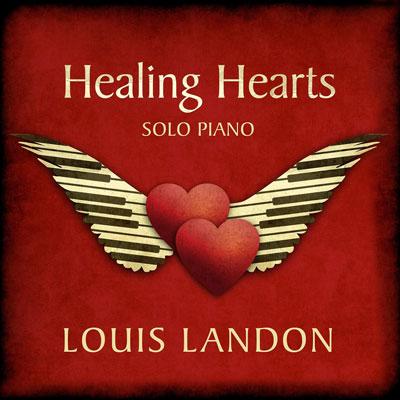 التیام قلب ها با تکنوازی پیانو زیبای لوئیس لندن