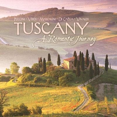 توسکانی – یک سفر رمانتیک کلاسیکال