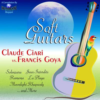 دانلود گیتار آرام و عاشقانه از کلود سیاری و فرانسیس گویا