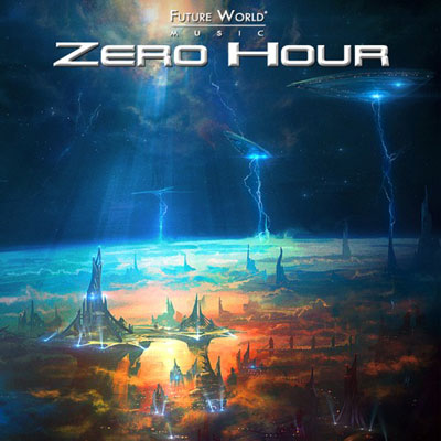 موسیقی حماسی اکشن زیبای گروه فیوچر ورلد در آلبوم « ساعت صفر »