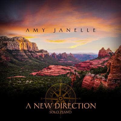 تکنوازی پیانو الهام بخش امی جانل در آلبوم « مسیر جدید »
