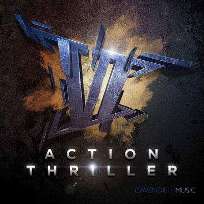 موسیقی حماسی شورانگیز گروه کاوندیش در آلبوم « تریلر اکشن 6 »