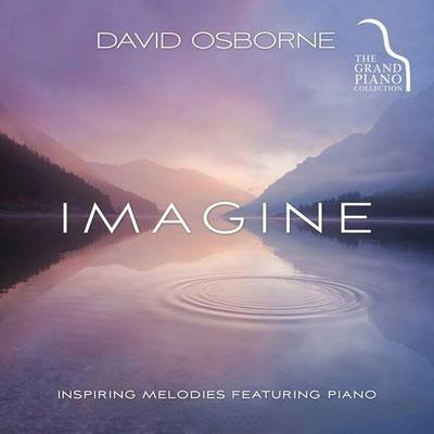 دانلود آلبوم « تصور » پیانو آرام و تسکین دهنده ایی از دیوید آزبورن