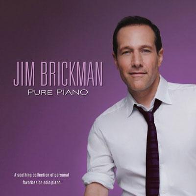 دانلود آلبوم « پیانو خالص » مجموعه ایی آرامش بخش از محبوب ترین تکنوازی های پیانو جیم بریکمن