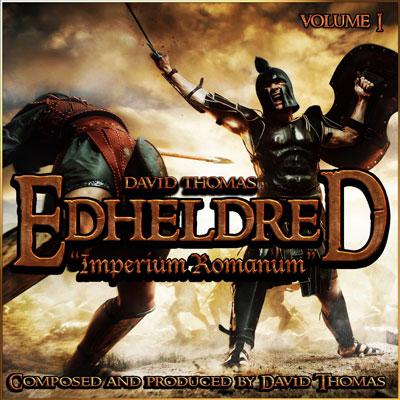 دانلود آلبوم « ادهلدرید : امپراطوری رم » اثری حماسی از دیوید توماس