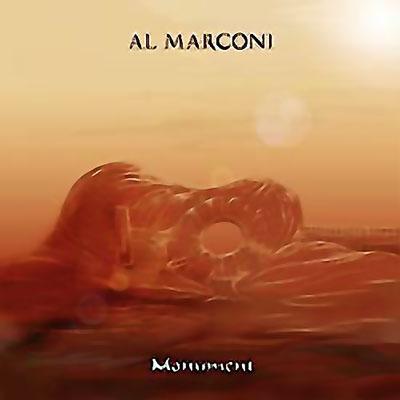 آلبوم « بنای یادبود » گیتار زیبا و روح نوازی از آل مارکونی
