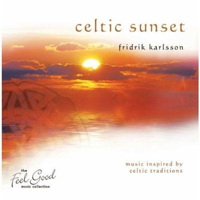آلبوم « غروب سلتیک » ملودی های آرامش بخشی از فریدریک کارلسون