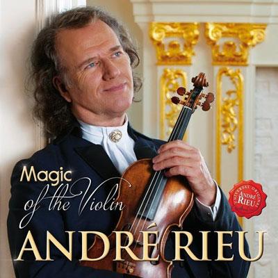 آلبوم « جادوی ویولن » اجراهای زیبایی از آندره ریو