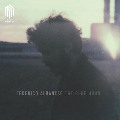 آلبوم « ساعت آبی » پیانو امبینت مبهم و راز آلودی از فدریکو آلبانیز