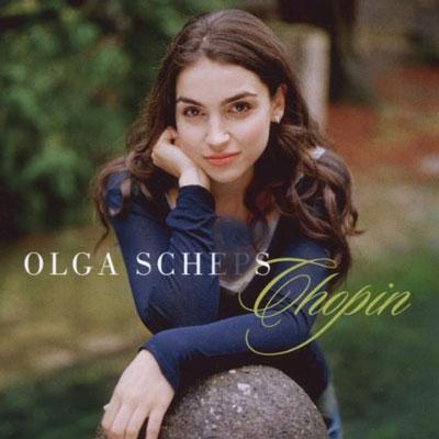 آلبوم « شوپن » اجراهای پیانو زیبایی از اولگا شپس