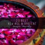 آلبوم « برترین 20 موسیقی نیو ایج و امبینت » از هنرمندان مختلف