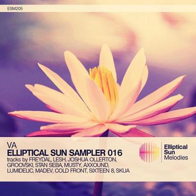 آلبوم « الپتیکال سان سامپلر 16 » پروگرسیو ترنس های فوق العاده زیبا و ریتمیک