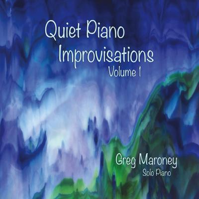 آلبوم « بداهه نوازی آرام پیانو » اثر زیبایی از گریگ مارونی