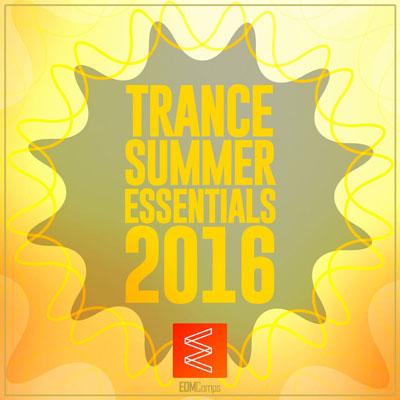 دانلود آلبوم « Trance Summer Essentials 2016 » از لیبل EDM Comps
