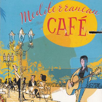 « کافه مدیترانه ای » گیتار دلنشین و روح نوازی از کریس اسفیریس، آنجل جولیان و آنتونی مازلا