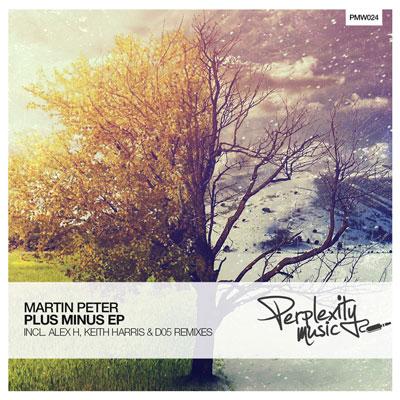 دانلود آلبوم « باضافه ، منفی » موسیقی الکترونیک زیبا و ریتمیکی از مارتین پیتر