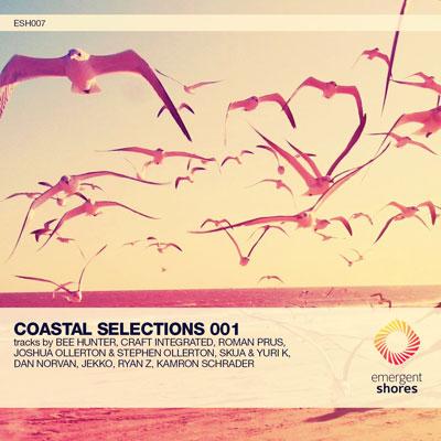 دانلود آلبوم « Coastal Selections 001 » موسیقی الکترونیک پر انرژی از لیبل Emergent Shores