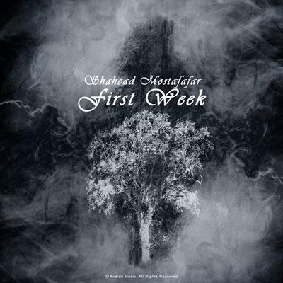 دانلود آلبوم « هفته اول » ملودی های حماسی و دراماتیکی از Shahead Mostafafar