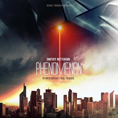 « پدیده » آلبوم موسیقی حماسی و هیجان انگیز از گروه Revolt Production Music