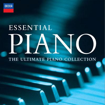 « Essential Piano » منتخبی از برترین پیانو کلاسیک ها از لیبل دکا