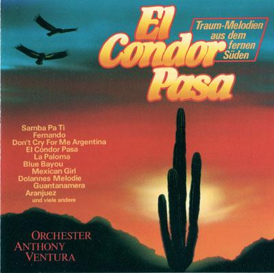 « ال کندور پاسا » آلبوم خاطره انگیز و دلنشین از ارکستر آنتونی ونچورا