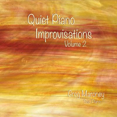 بداهه نوازی آرام پیانو بخش دوم مجموعه ایی آرامش بخش از گریگ مارونی