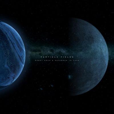 « میدان ذرات » موسیقی امبینت فضایی و راز آلودی از ربات کاک ساوانا جو لاک