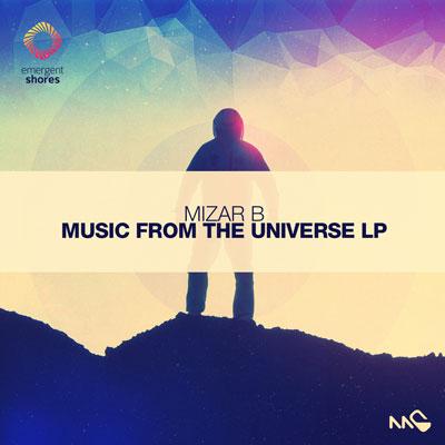Music From the Universe ، ملودی های ریتمیک و انرژی بخش از میزار بی