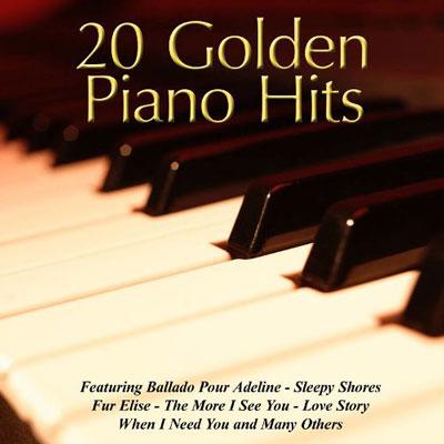20 پیانو طلایی پرطرفدار ، با اجرای زیبایی از ارکستر یونایتد استودیو