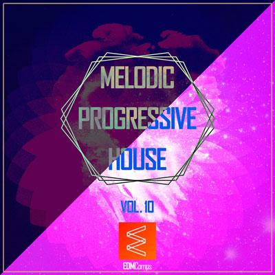 Melodic Progressive House, Vol. 10 از لیبل EDM Comps