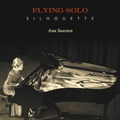 پرواز سیلوئت تنها ، تکنوازی پیانو آرامش بخشی از آن سوییتن