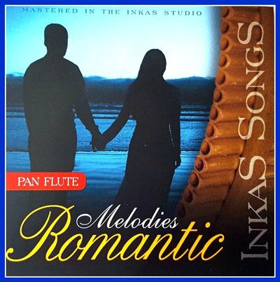 ملودی های رمانتیک ، اجراهای زیبای پن فلوت از گروه اینکا سانگ