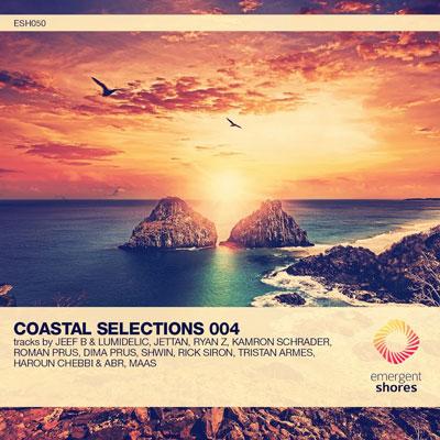 Coastal Selections 004 ، موسیقی الکترونیک پرانرژی از لیبل Emergent Shores