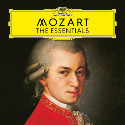 Mozart The Essentials ، مجموعه ایی از برترین آثار موتسارت