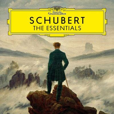 Schubert The Essentials ، مجموعه ایی از برترین آثار شوبرت