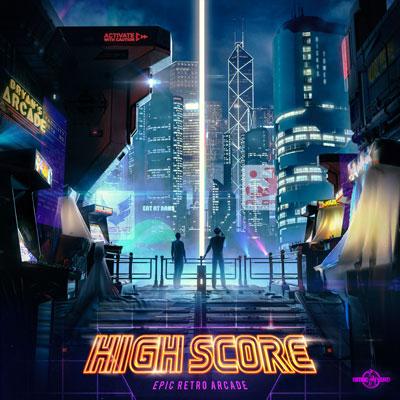High Score تریلرهای حماسی دراماتیک از گروه Gothic Hybrid